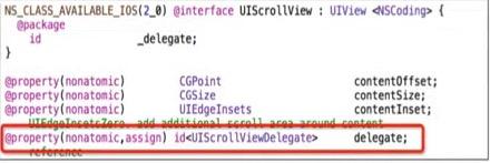 UIScrollView · UIKit-IOS